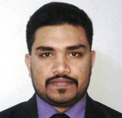Mr.Chandrakant Tiwari (Asst.Professor)